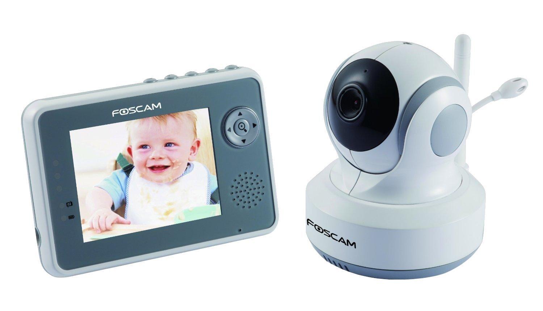 Foscam FBM3501 Wireless Digital Video Baby Monitor