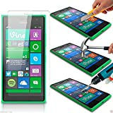 Yuup AAA-Quality Glass,Shatter Proof,Premium Quality Tempered Glass For Nokia Lumia 640