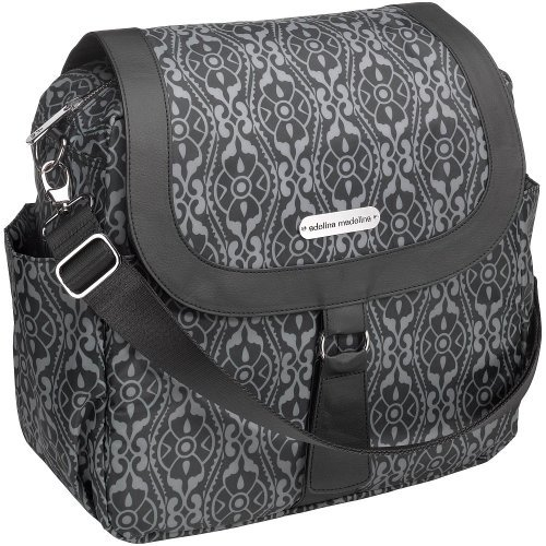 Adelina Madelina Its A Breeze Diaper Backpack - Night/Slate - 1