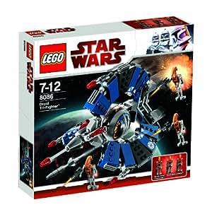 Lego - 8086 - Jeu de Construction - Star Wars - Droid Tri-Fighter