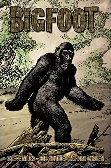 Bigfoot: Steve Niles, Rob Zombie, Richard Corben: 9781933239132