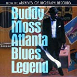 Atlanta Blues Legend (Buddy Moss/Collectables)
