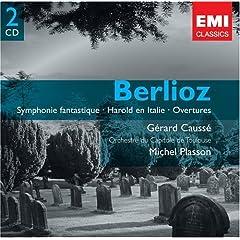 プラッソン指揮 ベルリオーズ:幻想交響曲の商品写真