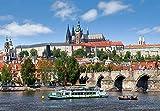 Castorland Prague Czech Republic Jigsaw (1000-Piece)