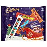 Cadbury Medium Sleigh Chocolate Selection Box (Pack of 10)
