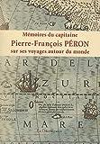 echange, troc François Péron - Mémoires du capitaine Pierre-François Péron
