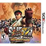 Super Street Fighter IV - 3D Edition (Nintendo 3DS)