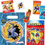 Batman the Brave Filled Party Bag