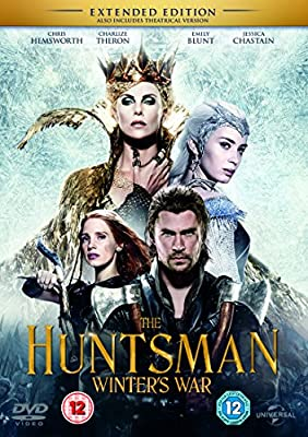 The Huntsman: Winter's War (DVD + Digital Download) [2015]
