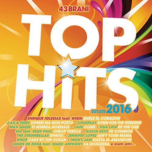 Top Hits - Estate 2016 [2 CD]