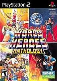 World Heroes Anthology - PlayStation 2
