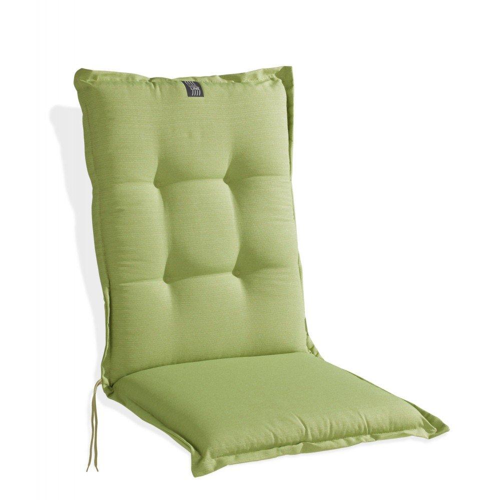 Sesselauflage Polsterauflage grün für Mittellehner Lime 5