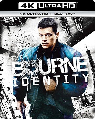 ボーン・アイデンティティー[Ultra HD Blu-ray]