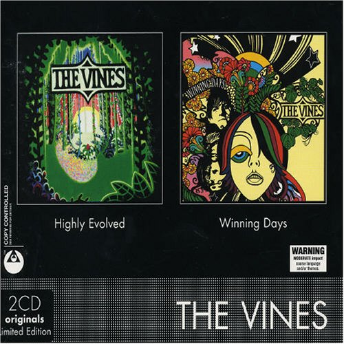 The Vines - Highly Evolved/Winning Days - Zortam Music