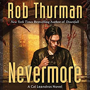 Cal Leandros, Book 10 - Rob Thurman