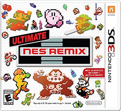 Ultimate NES Remix - Nintendo 3DS by Nintendo