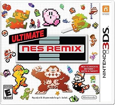 Ultimate NES Remix - Nintendo 3DS by Nintendo