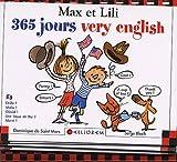 echange, troc Dominique de Saint Mars - Max et Lili : 365 Jours Very English