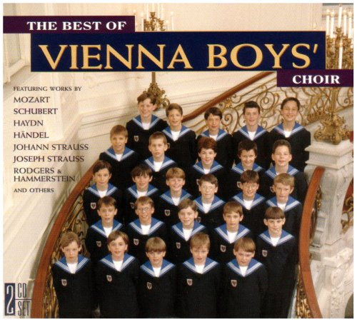 Mozart - The Best of the Vienna Boys
