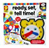 Alex Toys Early Learning Ready Set Tell Time -Little Hands 1467