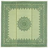 い草 花ござ オリエンタル 約176×265cm 国産品 1748