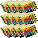 48 CiberDirect Compatible Ink Cartridges for use with Epson Stylus DX3800 Printers.