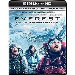Everest [4K Ultra HD + Blu-ray]
