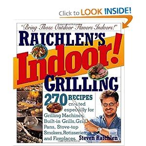 Indoor! Grilling, 270 Recipes
