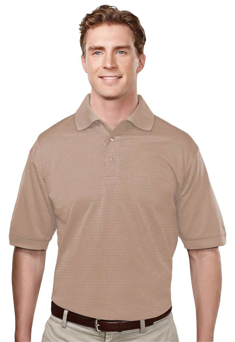 Tri Mountain Placket Golf Shirt