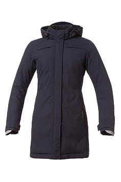 Tucano urbano 8908WF021B8 bRIGITTE bARBET-respirant, coupe-vent et étanche 3/4 length women's padded jacket, taille xXXL (bleu)