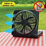 "O2-Cool Model 1054 10"" Indoor/Outdoor Fan"