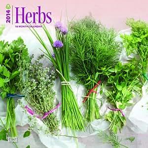 Herbs - 2014 Calendar