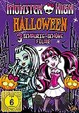 DVD Cover 'Monster High: Halloween Box [3 DVDs]