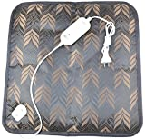 Namsan Safe Pet Puppy Cat Bed Electric Heating Blanket, Waterproof Mat, Winter Warm Pad with Random Decorative Pattern