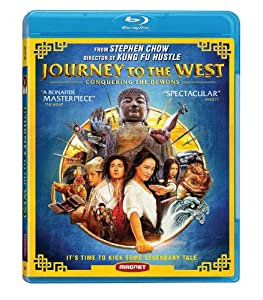 Journey to the West [Blu-ray] [US Import]