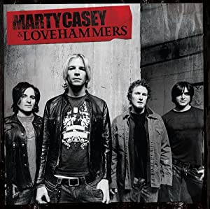 Marty Casey & Lovehammers from Sony