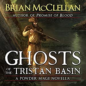Ghosts of the Tristan Basin Audiobook