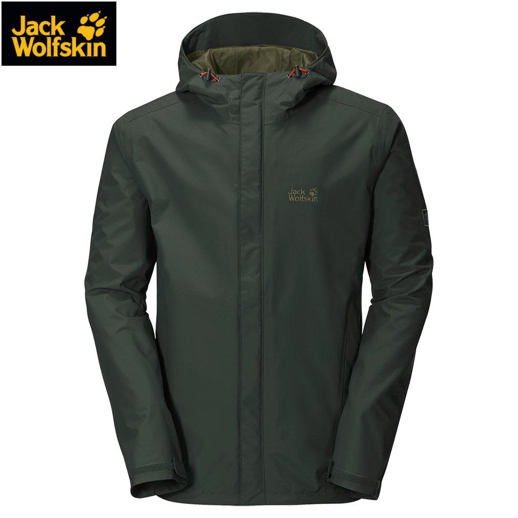 Jack Wolfskin LACONIC TEXAPORE JACKET MEN – Jacke Herren [spruce] kaufen