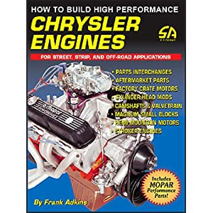 chrysler  engines