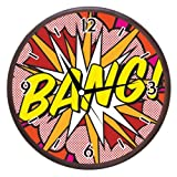 Wall Clocks - Printland Bang Wall Clock