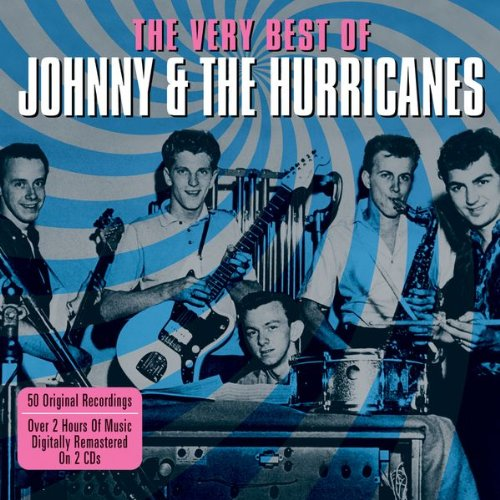 Johnny and the Hurricans - very best of