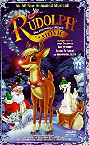 Rudolph The Red-nosed Reindeer The Movie Vhs by Good Times Video
