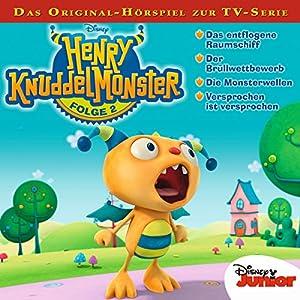 Henry Knuddelmonster 2 Hörspiel