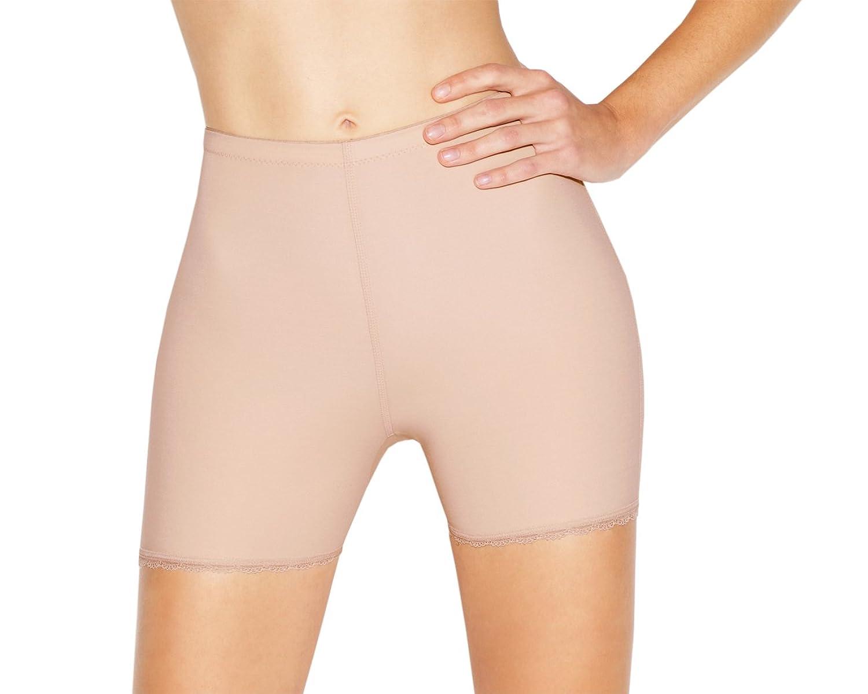 Südtrikot Cybele Miederhose kurzes Bein Shapewear 2 Farben 7 Gr. 36/S – 48/4XL + 1 Paar Feinkniestrümpfe günstig online kaufen