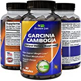 FAST ACTING HCA SUPPLEMENTS  Control Hunger Now  Garcinia Cambogia maximum weight loss pills WORKS W / ALL DIET PLANS - Biogreen Labs fast absorbing Capsules 60 capsules