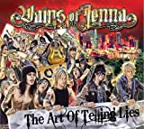 The Art of Telling Lies by Vains of Jenna [Music CD]