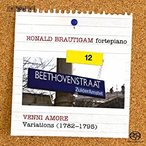 Beethoven:Solo Piano Works 12
