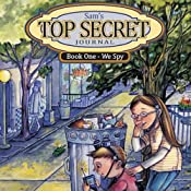 We Spy: Sam's Top Secret Journal, Book One | Sean Adelman