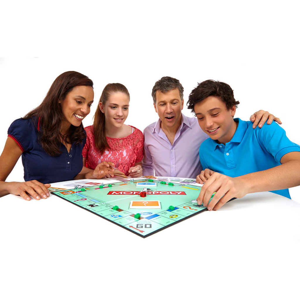 Play Monopoly Board Game Online