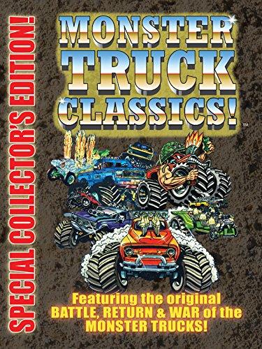 Monster Truck Classics on Amazon Prime Video UK